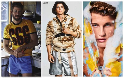 Week in Review: Liam Hemsworth, GQ Germany, Zach Hartman + More