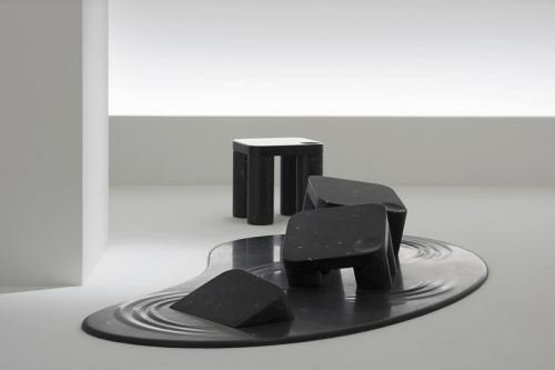 "Nendo Displays ""Into Marble"" Exhibition at Milan Design Week"
