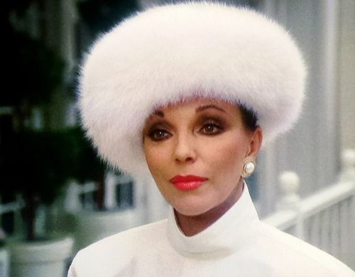 Words to Live by, from Pop Culture Queen Joan Collins
