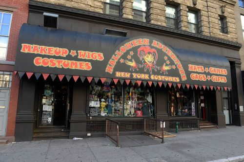 NYC's iconic Halloween shop to close permanently after nearly 40 years