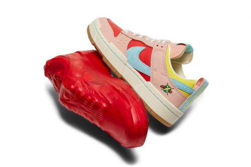 """Nike Pays Homage To Lunar New Year With This Women's Dunk Low Disrupt """"Firecracker"""""""