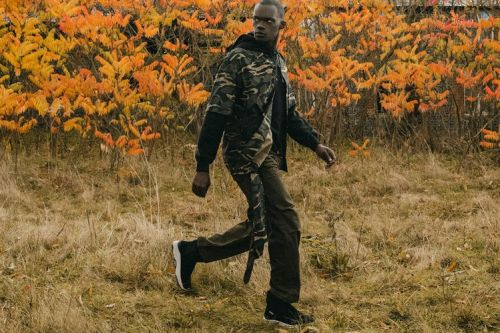 "Maharishi Drops Seasonal DPM: ""CHACRUNA FOREST STRIPE"""