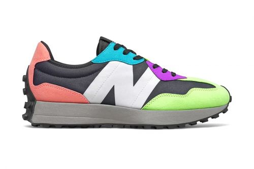 "New Balance's 327 Receives a Retro ""Pink Paradise"" Colorway"