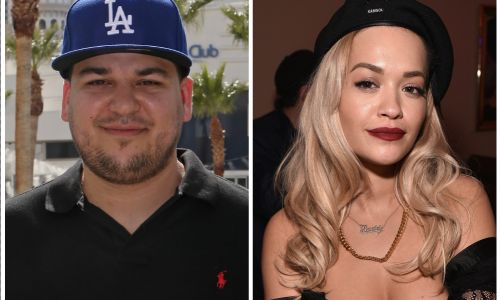 Rob Kardashian Tweets His Support for Ex Rita Ora -Five Years After Accusing Her of Cheating