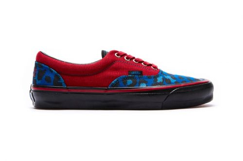 Stray Rats Unveils Pattern-Focused Vans Vault Collaboration