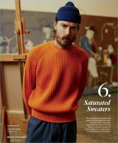 What to Wear Now: Danny Fox Stars in GQ Style Shoot