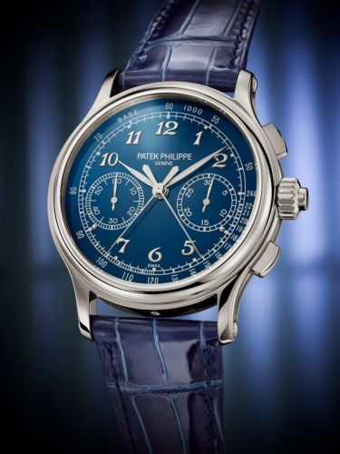 New Patek Philippe Split-Seconds Chronograph Ref. 5370P-011