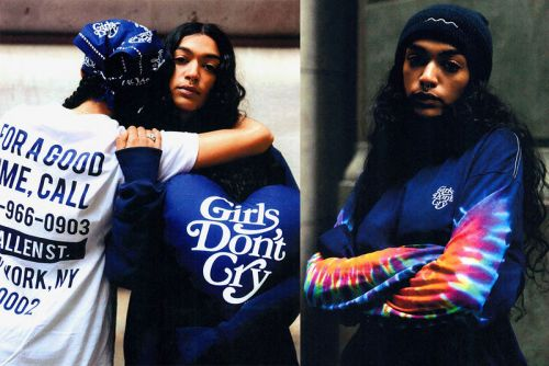 The Good Company Taps Girls Don't Cry for New York Pop-Up
