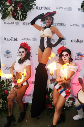 Ocean Drive Celebrates Cinco de Mayo at Mayami