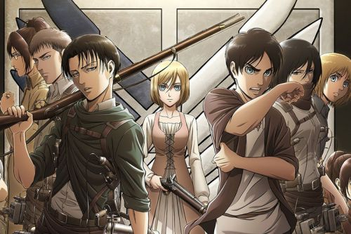 Final Panel of 'Attack on Titan' Manga Revealed