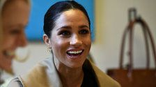 Meghan Markle Just Made A Big Reveal About The Rest Of Her Royal Life