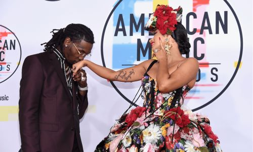 See What All Your Favorite Celebs Wore to the 2018 AMAs