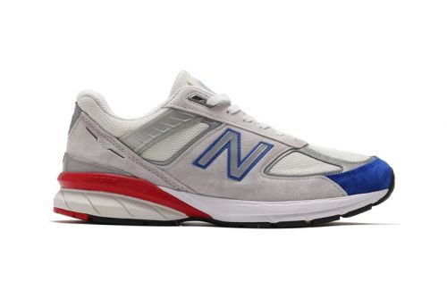 New Balance 990v5 Arrives in a Patriotic Colorway