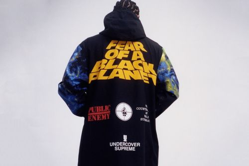 Supreme Drops Epic Collection with Public Enemy & UNDERCOVER