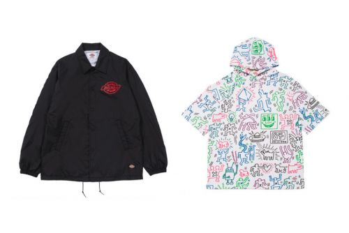 Dickies Japan Unveils a Unisex Capsule Highlighting Noted Works From Keith Haring
