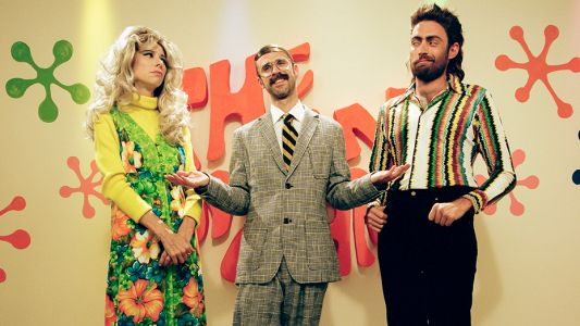 The Dating Game 2.0: Denelle & Tom Ellis recreate the iconic 60s TV show