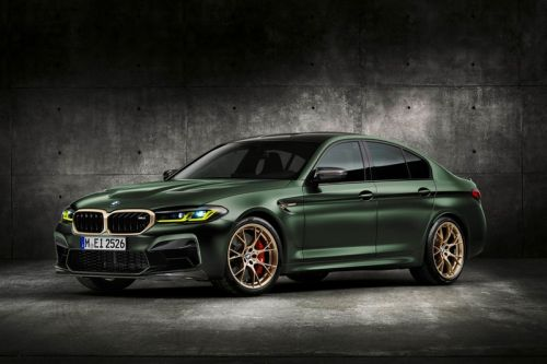 BMW's New 627-Horsepower M5 CS is the Automaker's Most Powerful Production Car Yet