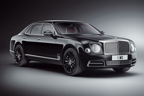 Bentley Pays Tribute to Its Founder With Super-Limited Edition Design