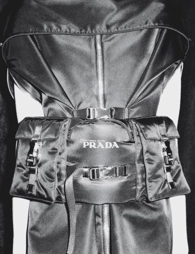 You Can Now Buy Prada Nylon Bags Made from Recycled Plastic