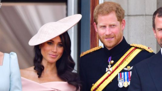 If Prince Harry and Meghan Markle Have Daughters, They Might Not Inherit Their Titles