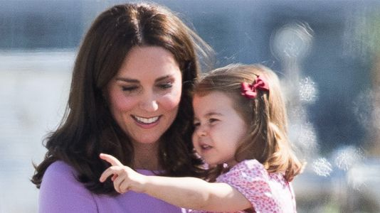 Princess Charlotte Just Brought Some Serious Girl Power and Broke Royal Succession Tradition