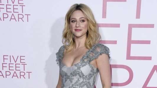 Sexy Skills! Lili Reinhart Pole Dances on Instagram While Preparing for 'Hustlers' Film