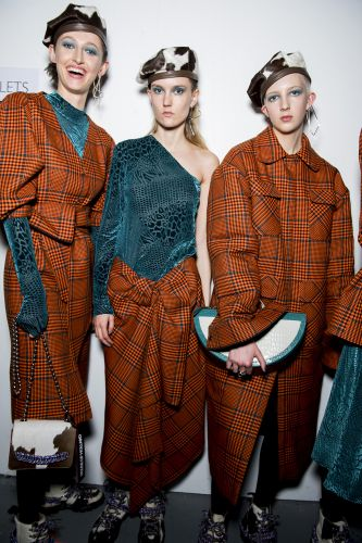 House Of Holland: Ready-To-Wear AW19