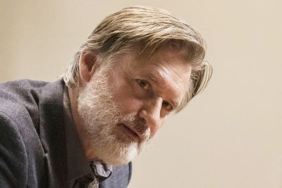 Bill Pullman's racy new role made his wife ask: 'Is your head on straight?'