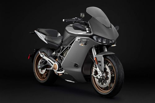 Zero's 2020 SR/S Motorcycle is The Gulfstream of The Road