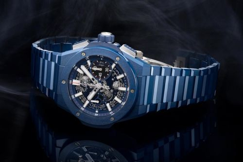 Hublot Releases Three New Ceramic Colors for the Big Bang Integral