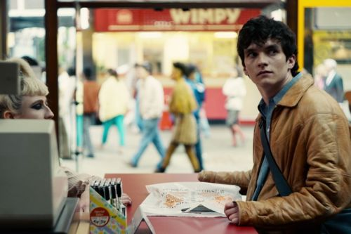 I met Fionn Whitehead from 'Bandersnatch' to apologise for my choices