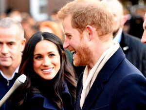 Prince Harry Is Said To Have Just Introduced His Bride-To-Be To His Childhood Nanny