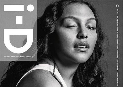 Nineties Supers and Next-Gen Models Speak Out in 'i-D''s Spring 2018 Issue