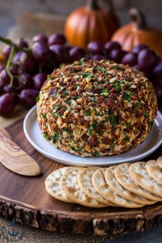 13 Cheese Balls That Will Steal the Show at Any Party