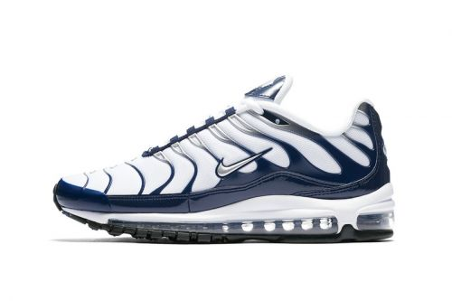 Nike's Air Max 97/Plus Hybrid Dons a Timeless Colorway