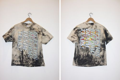 Denim Tears & Election Reform! Rework Vintage Items For New Capsule