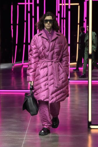 Fendi: Menswear AW21