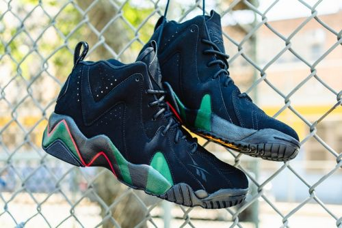 """DTLR x Reebok Kamikaze II """"Glory Years"""" Pays Homage to 1995, Shawn Kemp and the Seattle SuperSonics"""