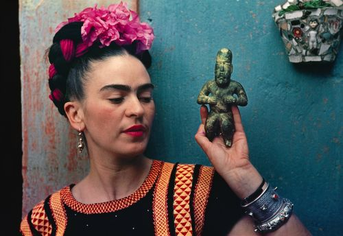 TEN'S TO SEE: FRIDA KAHLO: MAKING HERSELF UP AT THE V&A