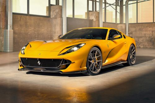 NOVITEC Reimagines Ferrari's 812 Superfast