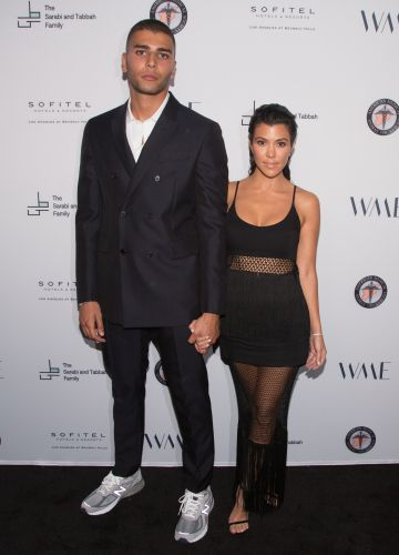 Give Up, Man! Kourtney Kardashian Reportedly Orders Ex Younes To Stop Calling: 'She's Sick Of It'