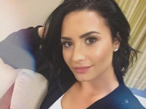 Demi Lovato Is Insecure About Her Legs In This Swimsuit, But She Shared It For An Important Reason