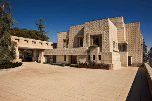 Frank Lloyd Wright's Iconic Ennis House Is on Sale for $23 Million USD