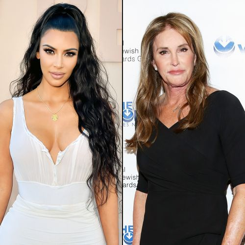 Kim Kardashian Recalls The First Time She Saw Caitlyn Jenner Dressed As A Woman: 'I Was Hysterically Crying'