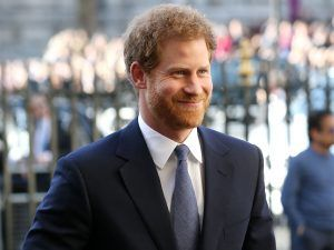 Prince Harry Goes Christmas Caroling Without Meghan Markle