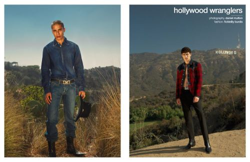 Hollywood wranglers