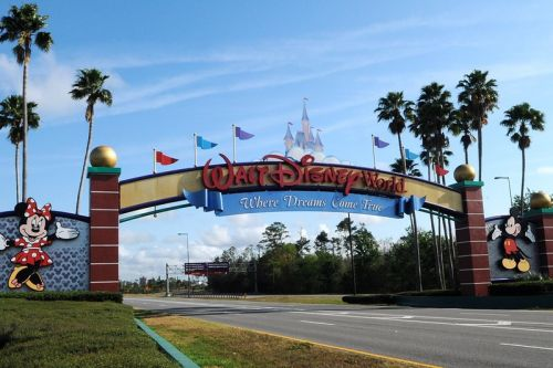Disney World Plans to Reopen Theme Parks Mid-July