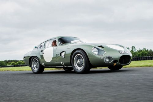 1963 Aston Martin DP215 Grand Touring Competition Prototype Is Selling for Over $20M USD