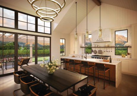 Four-Bedroom Residence, Four Seasons Napa Valley, California