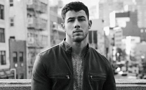 Nick Jonas collaborating with John Varvatos for capsule collection